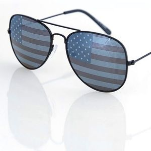 Other - American Flag Sunglasses